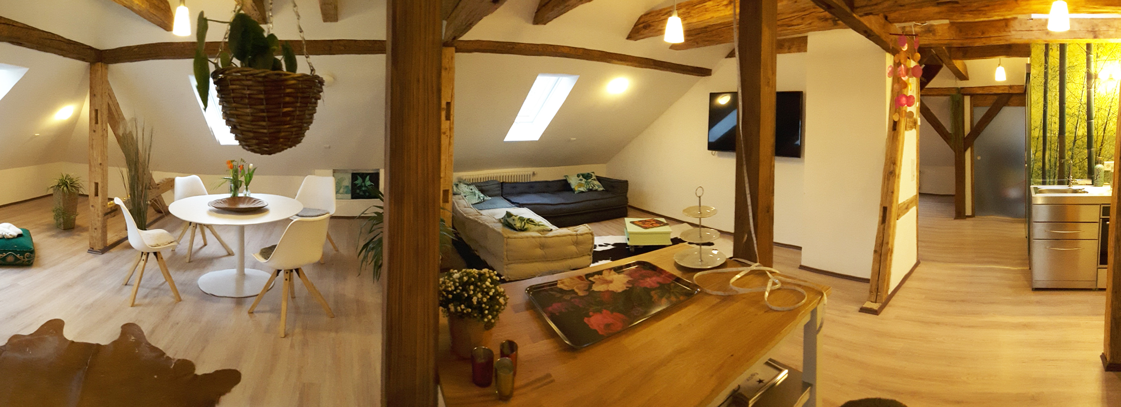 Alte Villa - Ferienwohnung Schwäbisch Hall